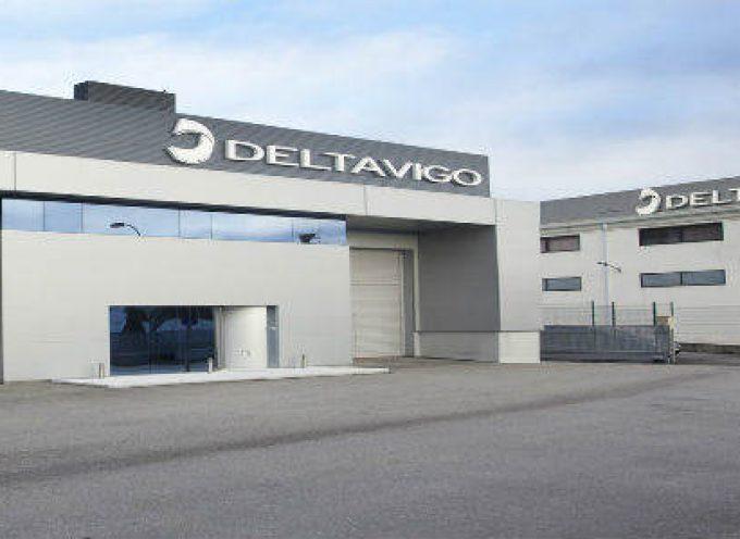 Delta Vigo creará 70 empleos en su nueva planta de Vigo.