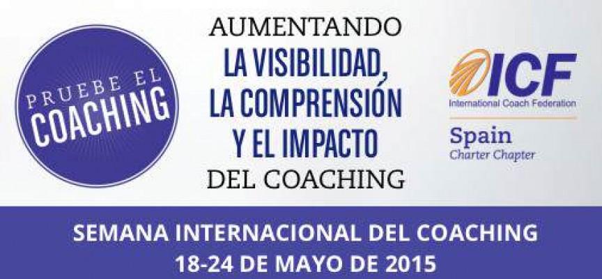 Del 18 al 24 de mayo se organiza en España la IV Semana Internacional del Coaching