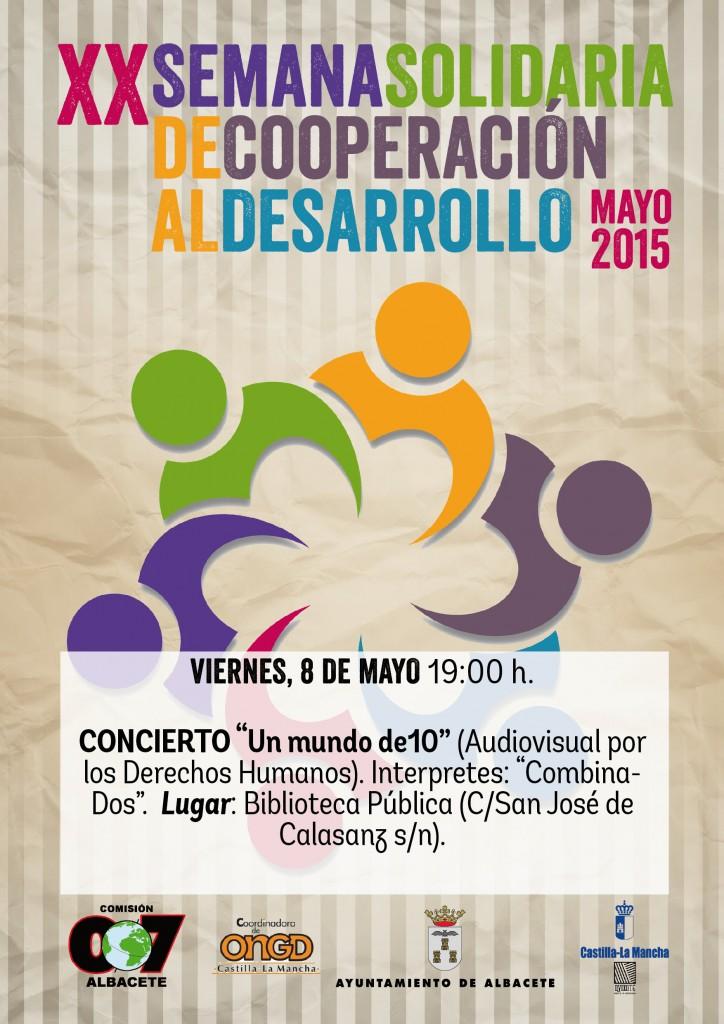 VIERNES, 8 DE MAYO. EXPECTÁCULO MUSICAL
