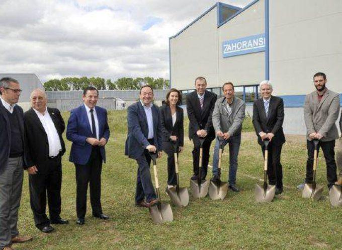 El Grupo Zahoransky creará 100 empleos en su planta de Logroño.