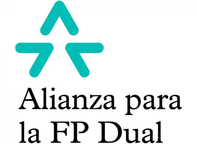 Nace la Alianza para la Formación Profesional Dual.
