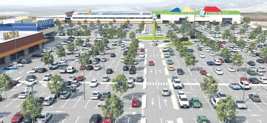 El nuevo Centro Comercial de Sagunto creará 1.000 empleos. Comienza su construcción.