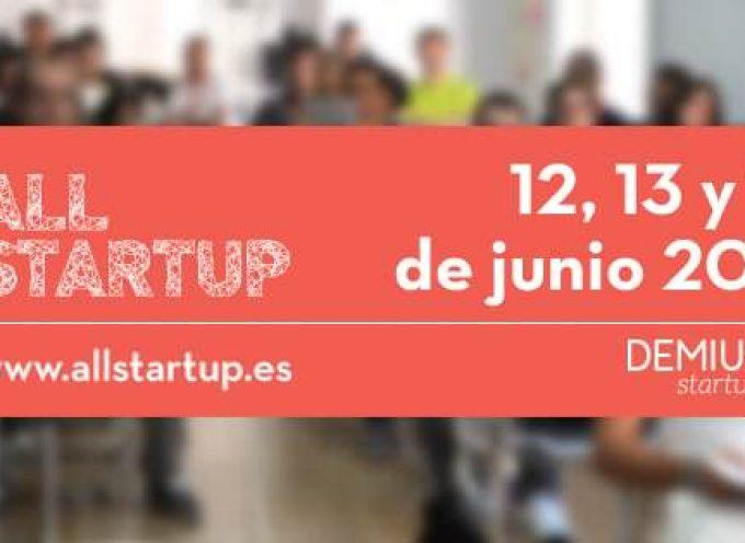 Demium busca 30 emprendedores para crear 5 startups en 4 meses. Hasta el 12 de junio.