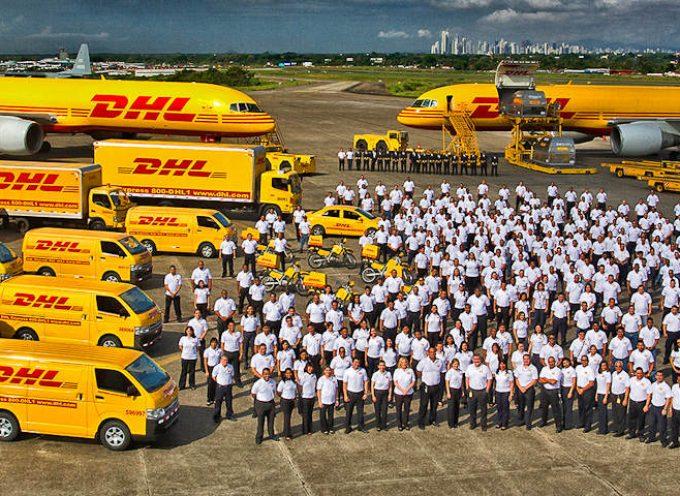 DHL publica este año más de 140 ofertas de empleo en todo el mundo.