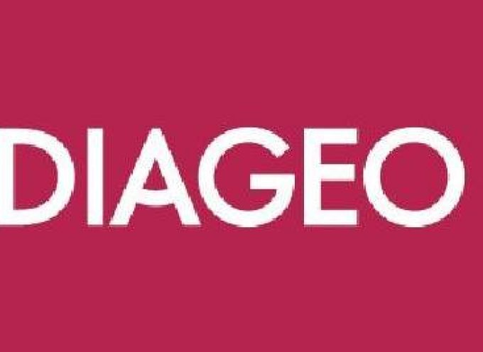 Diageo publica más de 290 ofertas de empleo en todo el mundo.