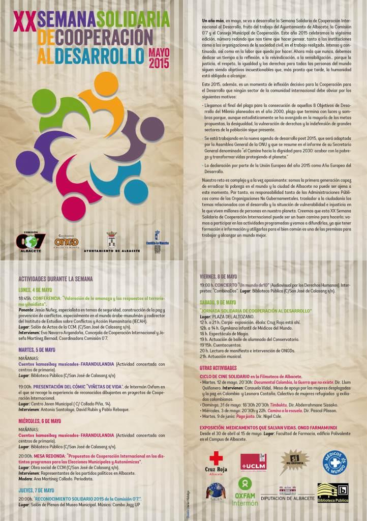 diptico XX semana solidaria