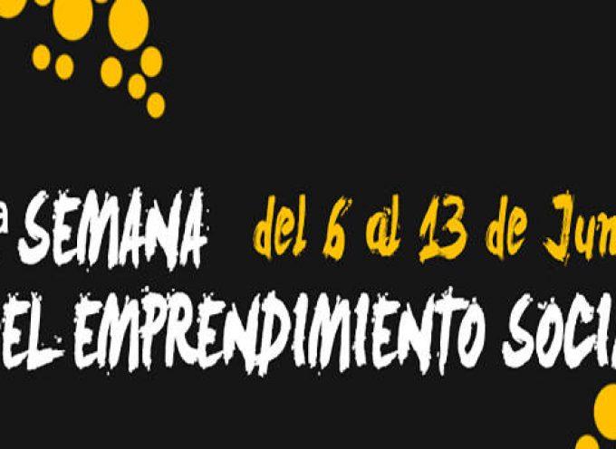 Participa en la 1ª Semana del Emprendimiento Social
