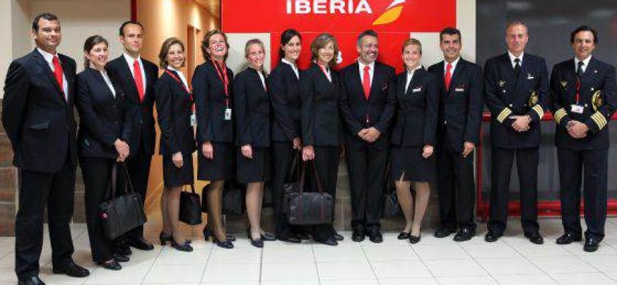La compañía Iberia convocará cerca de 200 plazas de pilotos en julio.