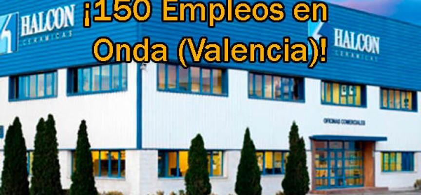 Grupo Halcón Cerámicas creará 150 empleos en su nueva fábrica de Onda.