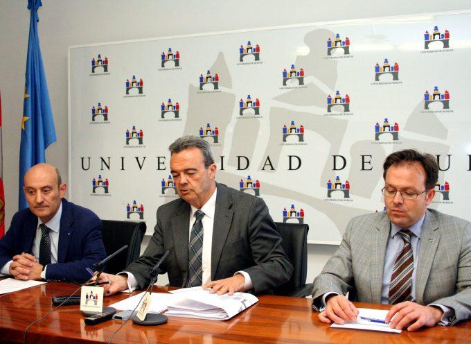 La UBU contratará a 109 profesores.