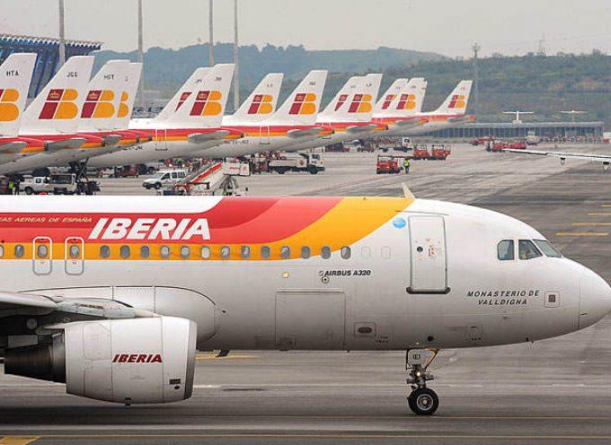 Iberia busca tripulantes de cabina para vuelos de corto y medio radio – Plazo 02/04/2017