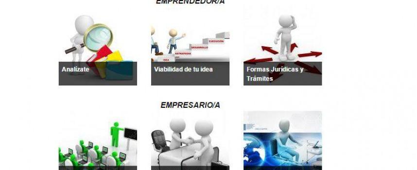 Nueva web para fomentar el emprendimiento en Castilla-La Mancha