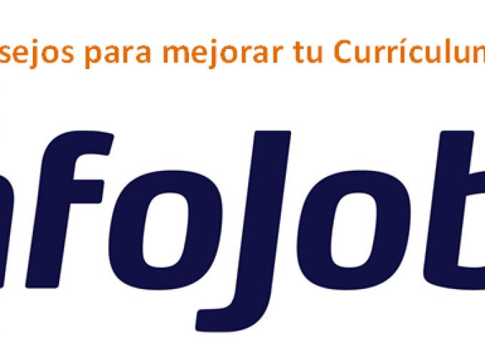 Mejorar Currículum de Infojobs