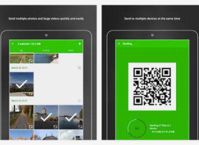 BitTorrent Shoot, para compartir archivos de imágenes y vídeos entre dispositivos móviles