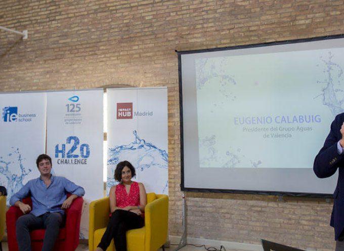 El Grupo Aguas de Valencia lanza un programa para apoyar a emprendedores que innoven en materia hidráulica