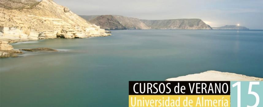 Cursos de Verano 2015 en la Universidad de Almería