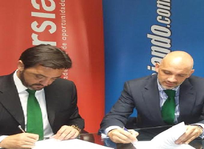 Acuerdo entre EFE Empresas y Trabajando.com para dinamizar el empleo