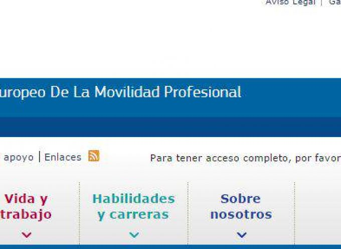 Nuevo Portal que publica ofertas de trabajo.