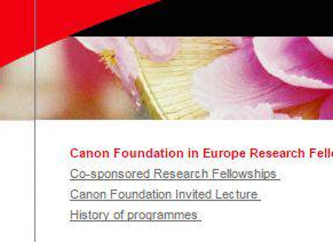 La Fundación Canon abre el plazo para optar a becas de investigación en Japón para jóvenes europeos – Hasta 15 de septiembre
