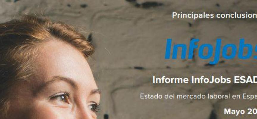 Nuevo Informe sobre el estado del mercado laboral español. Mayo 2015