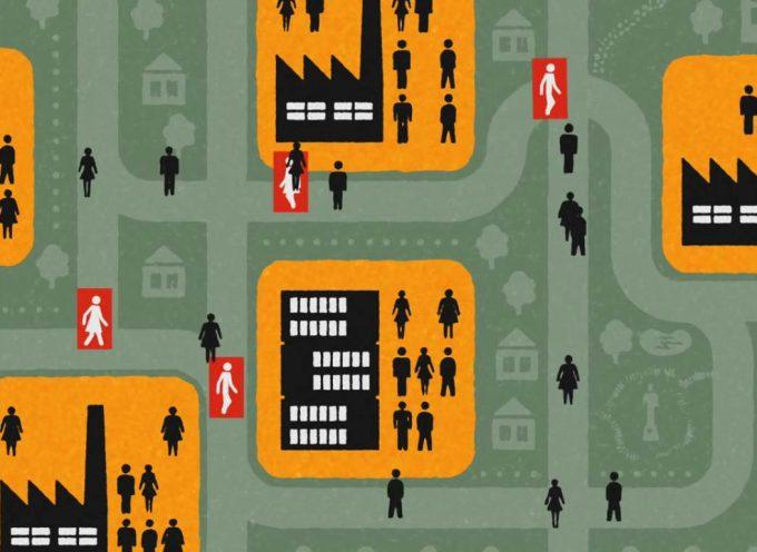 Excelente Corto Animado: El mercado laboral