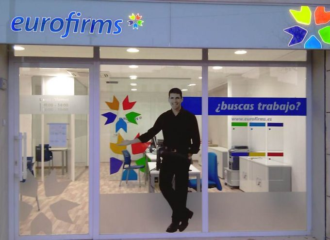 Ofertas de Empleo en EUROFIRMS, empresa de recursos humanos