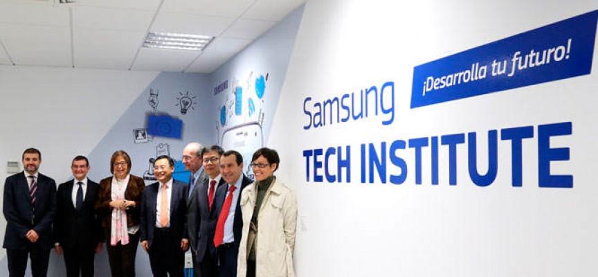 Samsung  formará  220 jóvenes en el desarrollo de App web y móviles