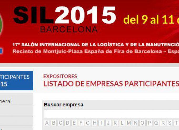 Directorio de Empresas de Logística. SIL 2015