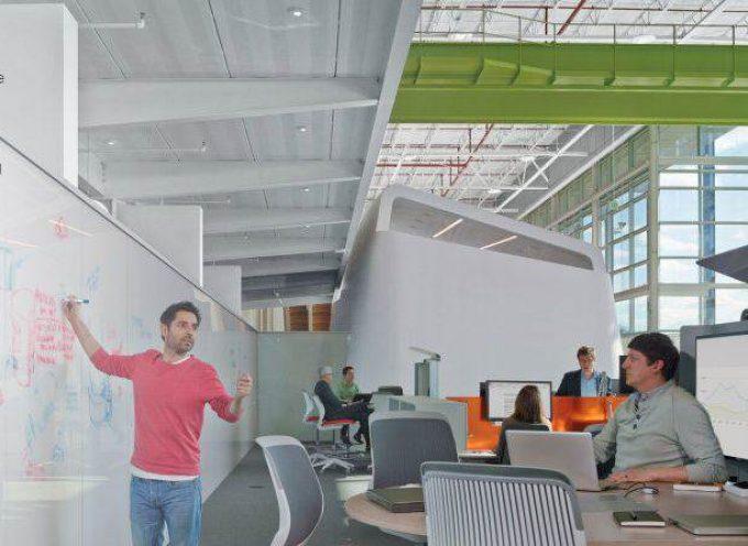Steelcase creará 500 nuevos empleos en su fábrica de Madrid.