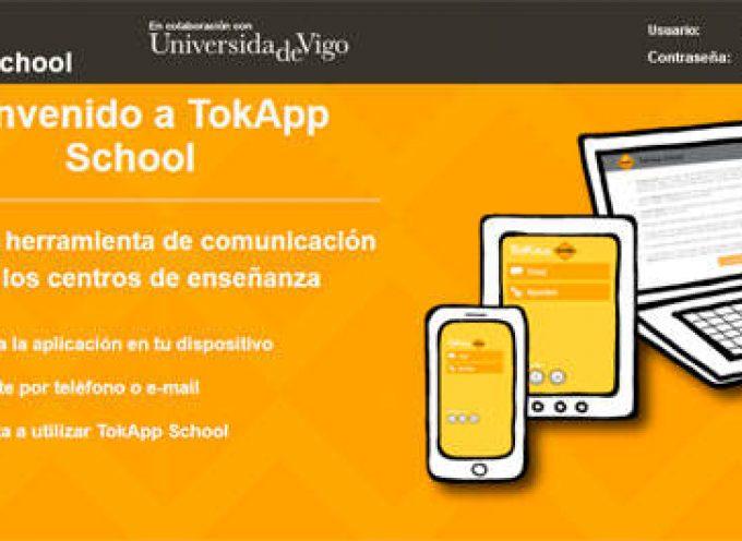 Emprendedores de Vigo crean una app para conectar a padres y alumnos