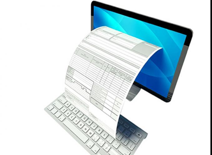 ¿Una factura enviada por mail es una factura electrónica?