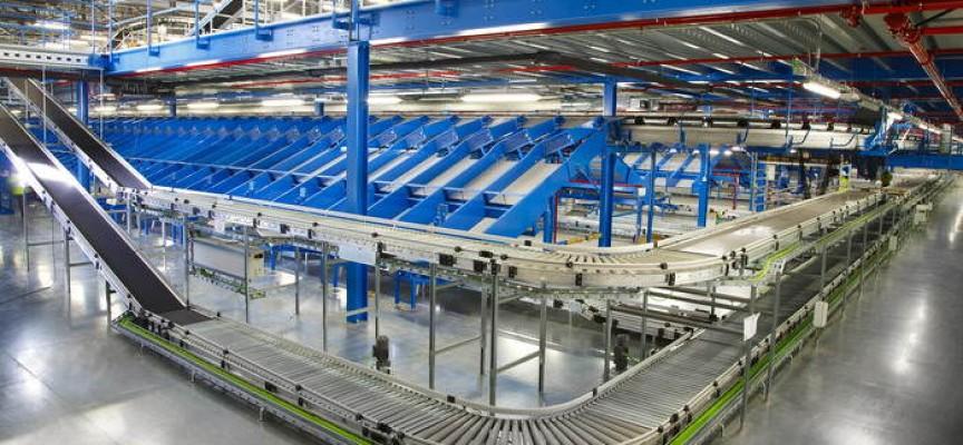 Inditex contratará personal para su nuevo centro logístico.
