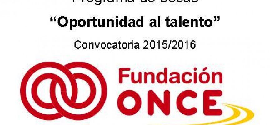 II edición del programa de becas 'Oportunidad al Talento'