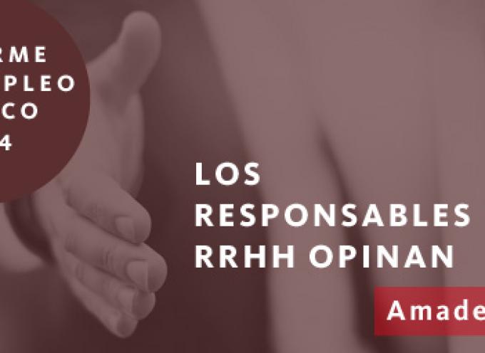 Los responsables de RRHH opinan: Amadeus