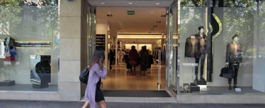 Ofertas de Empleo en tiendas de ropa del grupo INDITEX