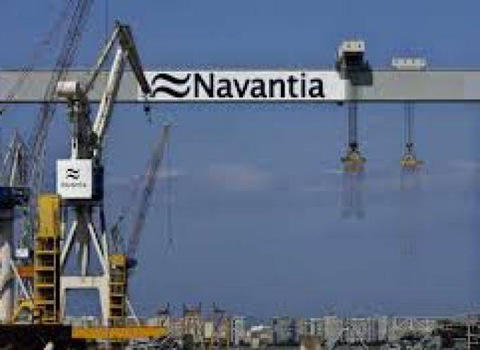 Nuevos encargos a Navantia crearán 300 empleos en Diciembre.