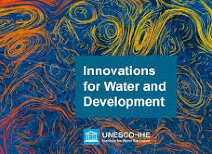 50 soluciones para la innovación en el agua y el desarrollo sostenible