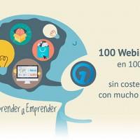 100 webinars gratuitos sobre redes sociales, marketing, SEO…