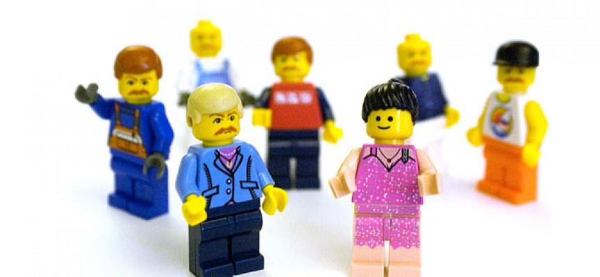 Trabaja en LEGO. Vacantes en Europa y EE.UU.