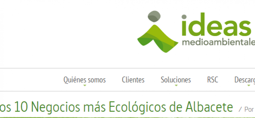 Los 10 Negocios más Ecológicos de Albacete
