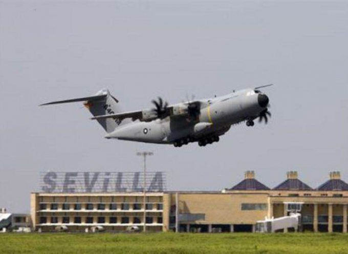 Airbus trasladará a Sevilla la oficina de programa del A-400M