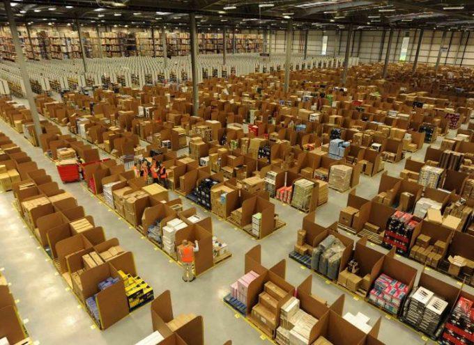 Amazon publica 67 ofertas de empleo para trabajar en Madrid.