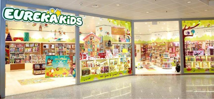 Eurekakids abrirá cinco nuevas tiendas en España hasta final de año
