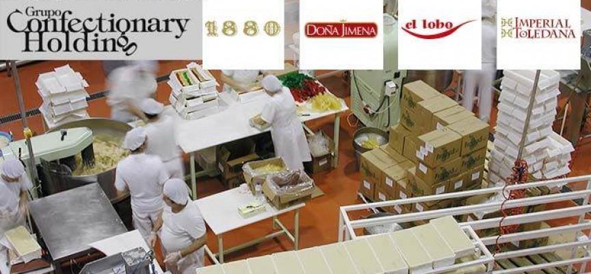 El grupo agroalimentario Confectionary Holding  generará 320 empleos.