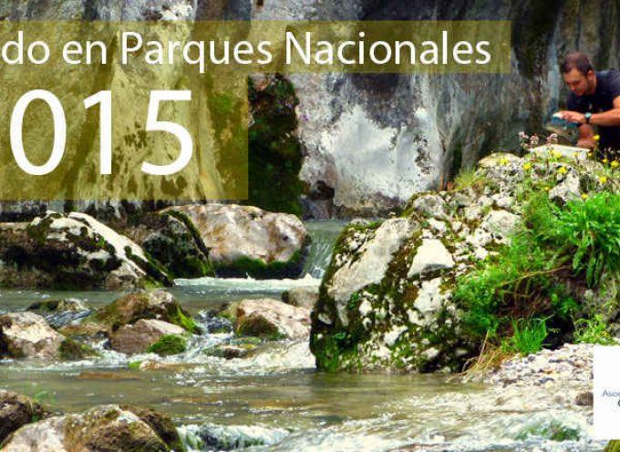 Abierta inscripción para voluntariado en Parques Nacionales 2015.