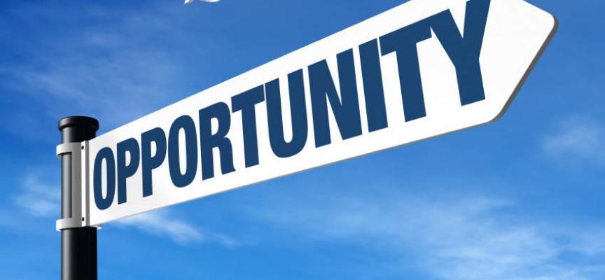 Cómo crear oportunidades (depende de ti)