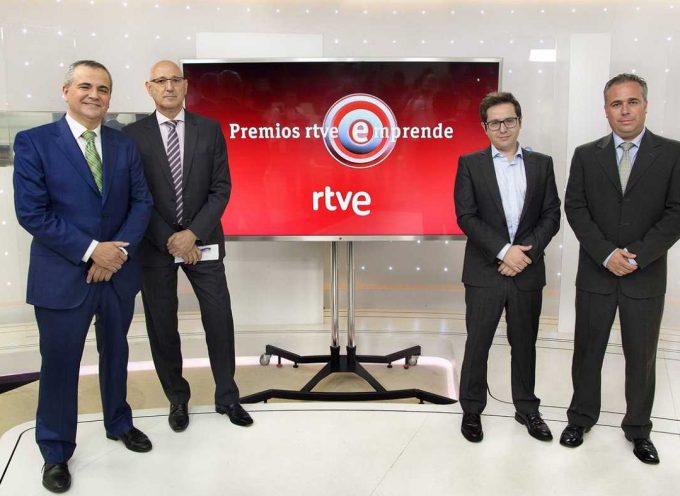 RTVE convoca los primeros premios RTVE Emprende. Hasta el 30 de Septiembre 2015