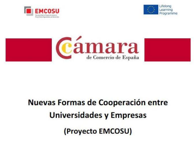Nuevas formas de cooperación entre Universidades y Empresas