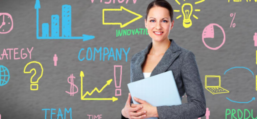 La tasa de emprendimiento femenino es aún muy baja en España