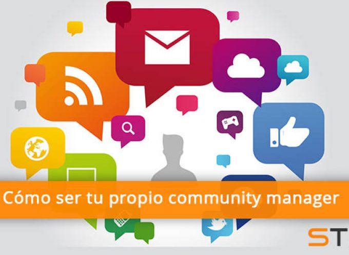 Cómo ser tu propio Community Manager